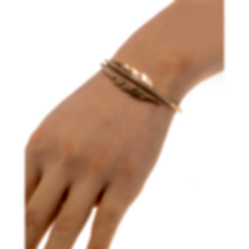 Stephen Webster Magnipheasant 18k Rose Gold Diamond 0.87ct Bracelet WB0320