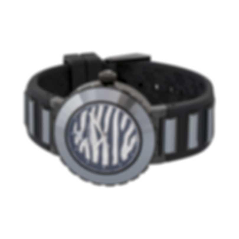 Swarovski New Octea PVC Coated Stainless Steel Quartz Women's Watch 5040563
