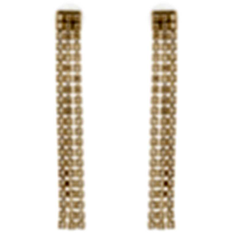 Swarovski Gold Plated Crystal Earrings 5364807