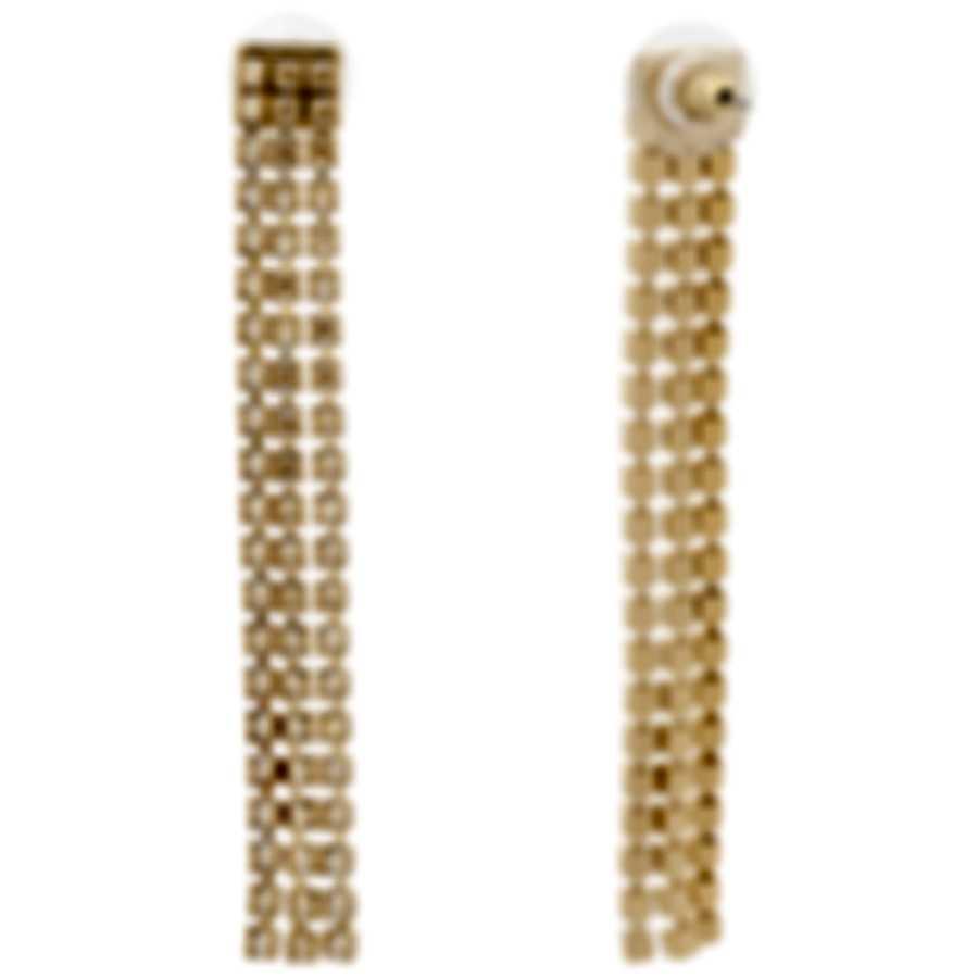 Swarovski Gold Plated Crystal Earrings 5364807
