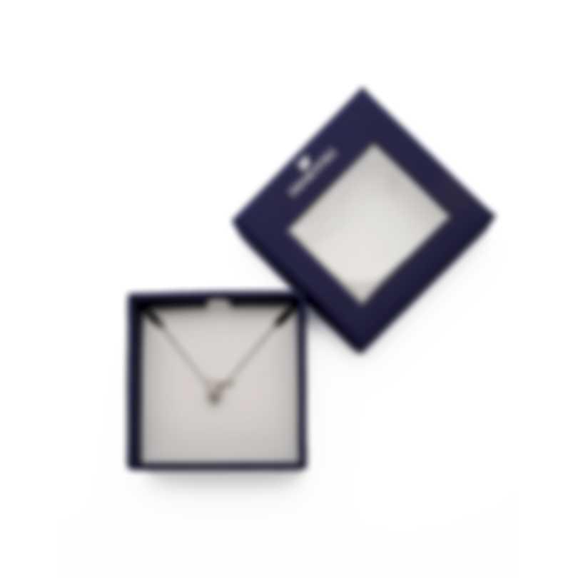 Swarovski Stone Rhodium Plated Crystal Necklace 5411131