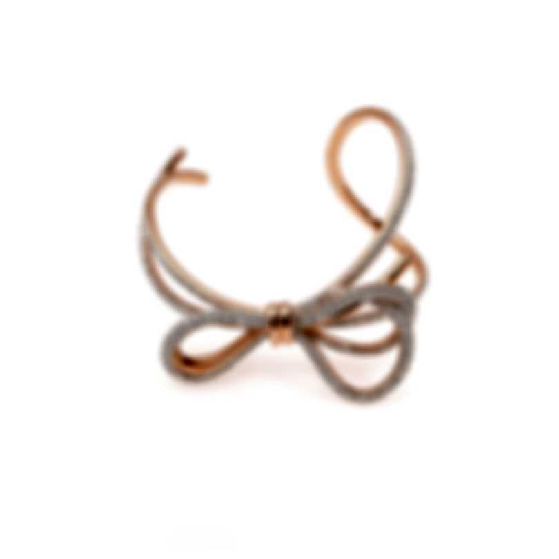 Swarovski Lifelong Bow Mixed Metal Crystal Bracelet 5447088