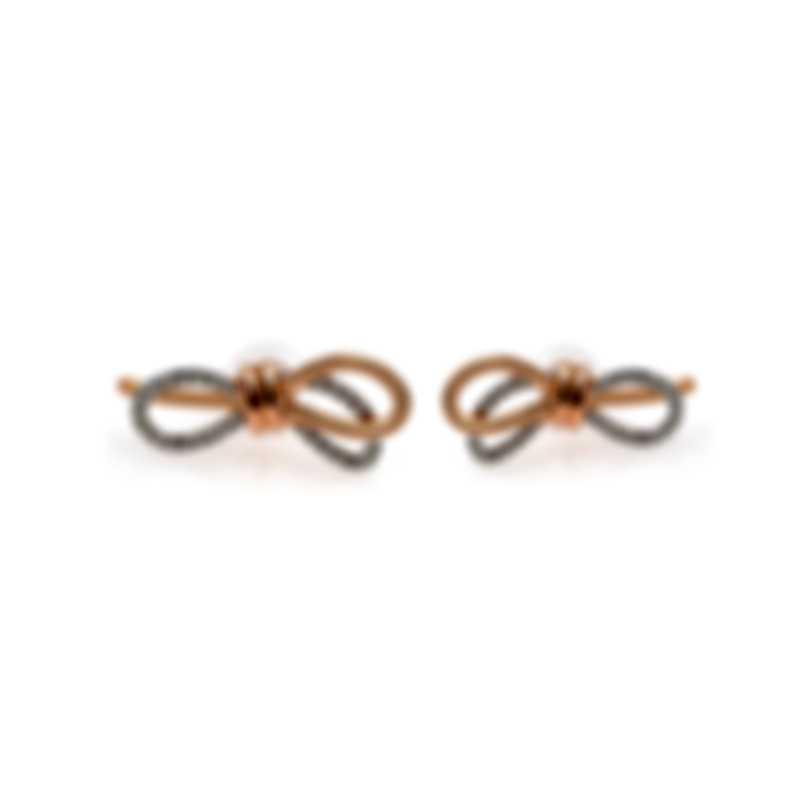 Swarovski Lifelong Bow Crystal Earrings 5447089
