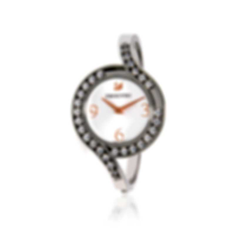 Swarovski Lovely Crystals Stainless Steel And Crystal Watch 5453655