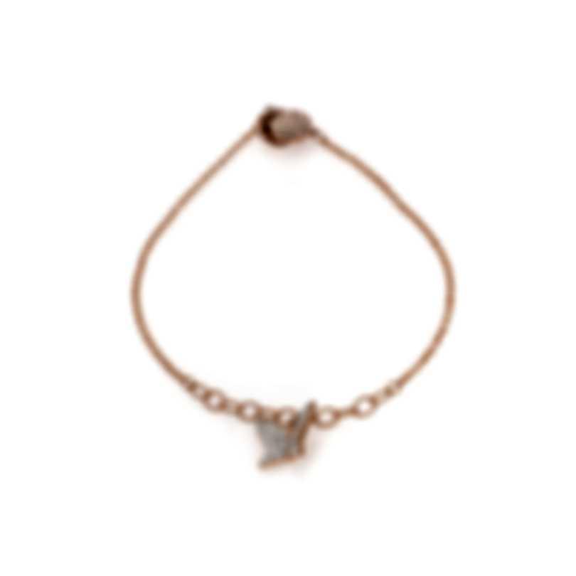 Swarovski Remix Rose Gold Tone Crystal Bracelet 5479024
