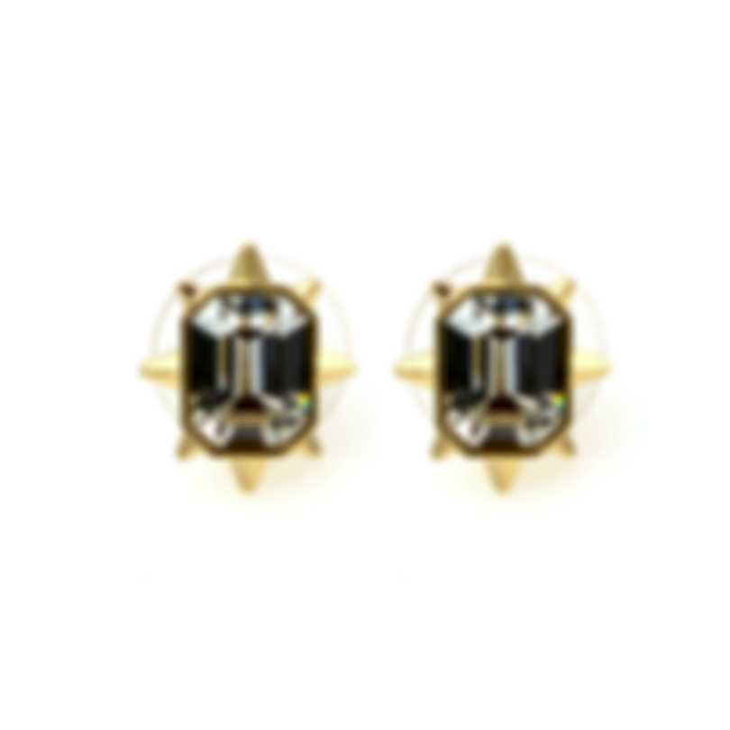 Swarovski Tarot Magic Gold Tone Crystal Earrings 5494019