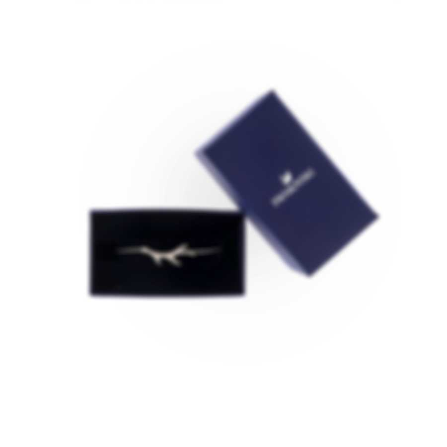 Swarovski Polar Bestiary Rhodium And Crystal Bracelet 5497635
