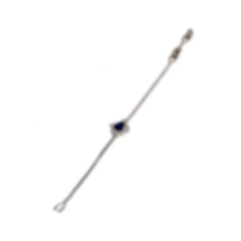 Swarovski Palace Rhodium And Crystal Bracelet 5498834