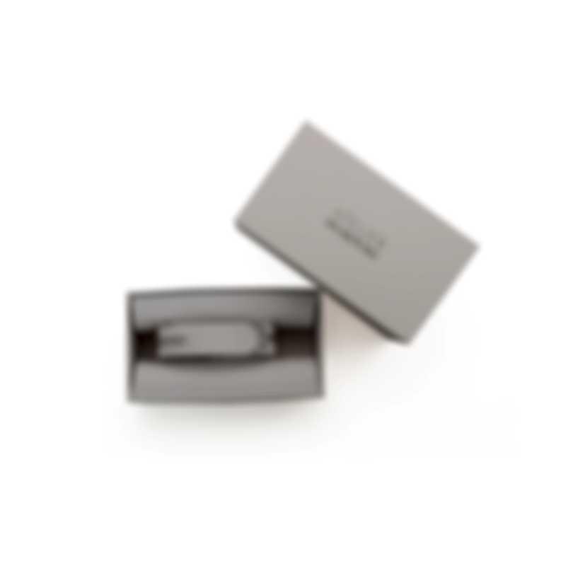 Swarovski Moonsun Rhodium Plated Czech White Crystal Bracelet 5524266