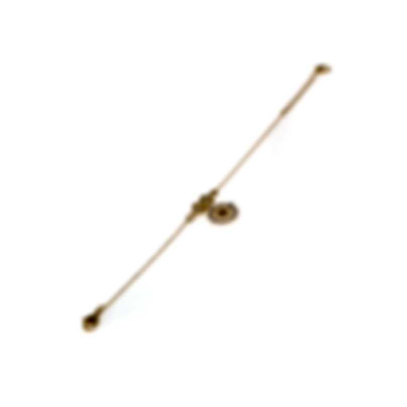 Swarovski Ocean Adventure Gold Tone And Crystal Bracelet 5522855