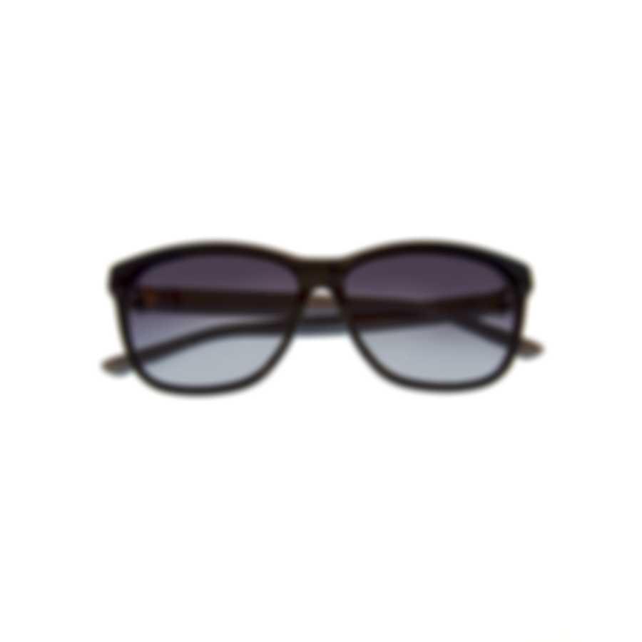 Swarovski Violet & Blue Sunglasses SK0121-5683W