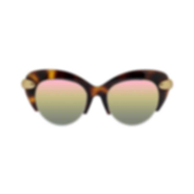 Pomellato Novelty Avana Bronze Women's Sunglasses PM0018SA-30000786003