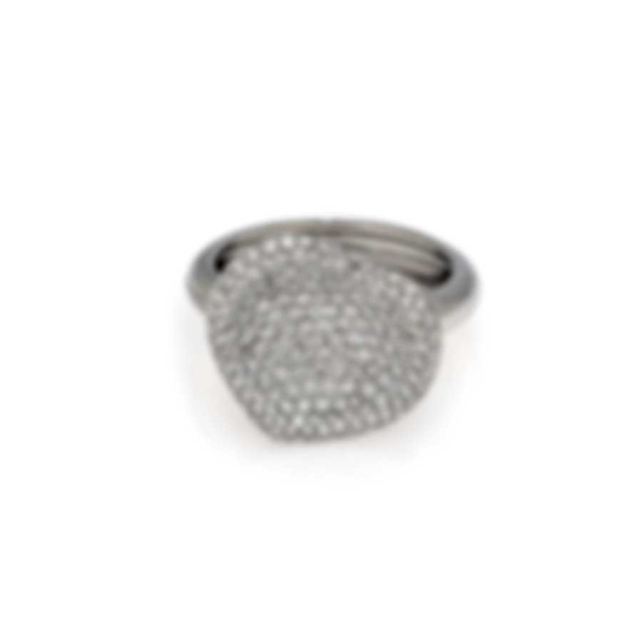 Pasquale Bruni In Love 18k White Gold Diamond 1.31ct  Ring Sz 6.75 15000B-14