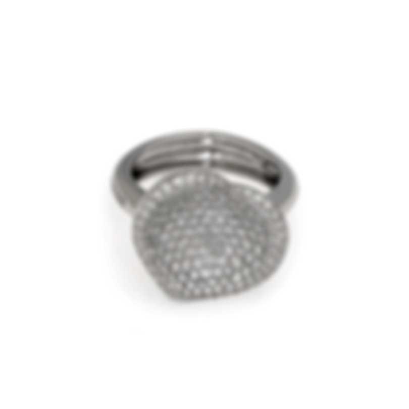 Pasquale Bruni In Love 18k White Gold Diamond 1.35ct Ring Sz 5.5 15000B-10