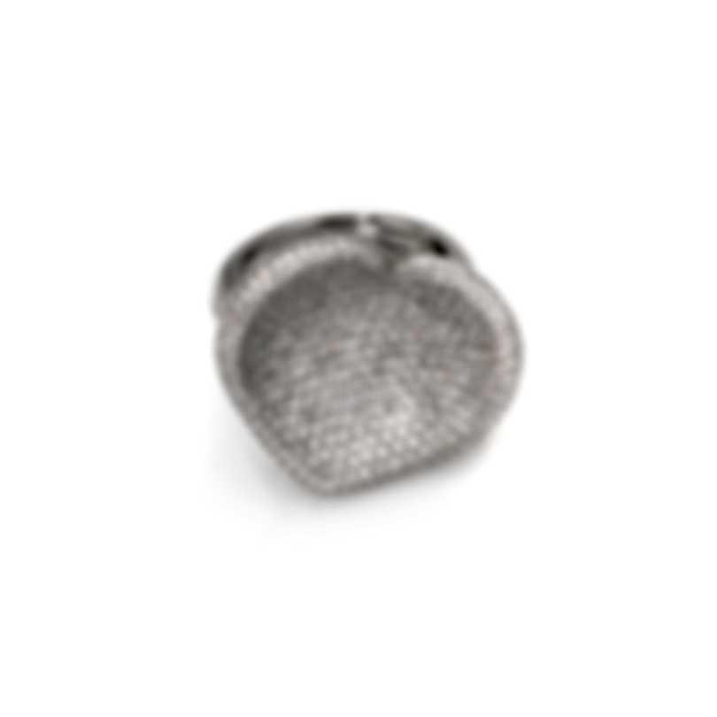 Pasquale Bruni In Love 18k White Gold Diamond 2.73ct Ring Sz 6.25 15001B