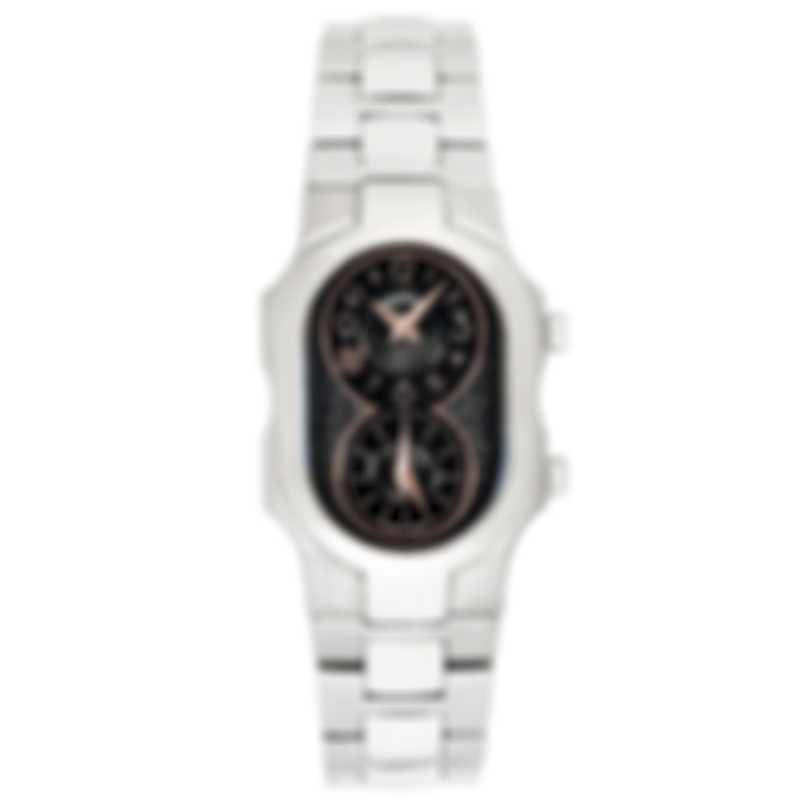 Philip Stein Signature Quartz Men's Watch 100-BGRG-SS3