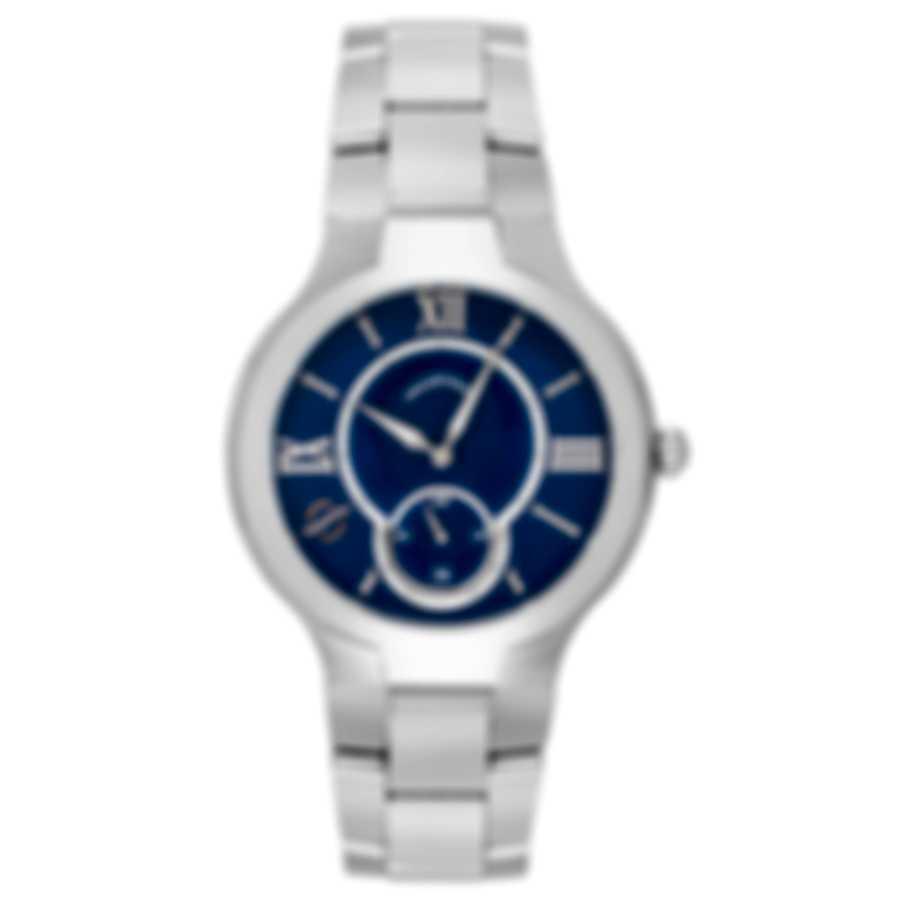 Philip Stein Classic Quartz Men's Watch 42-CBL-SS