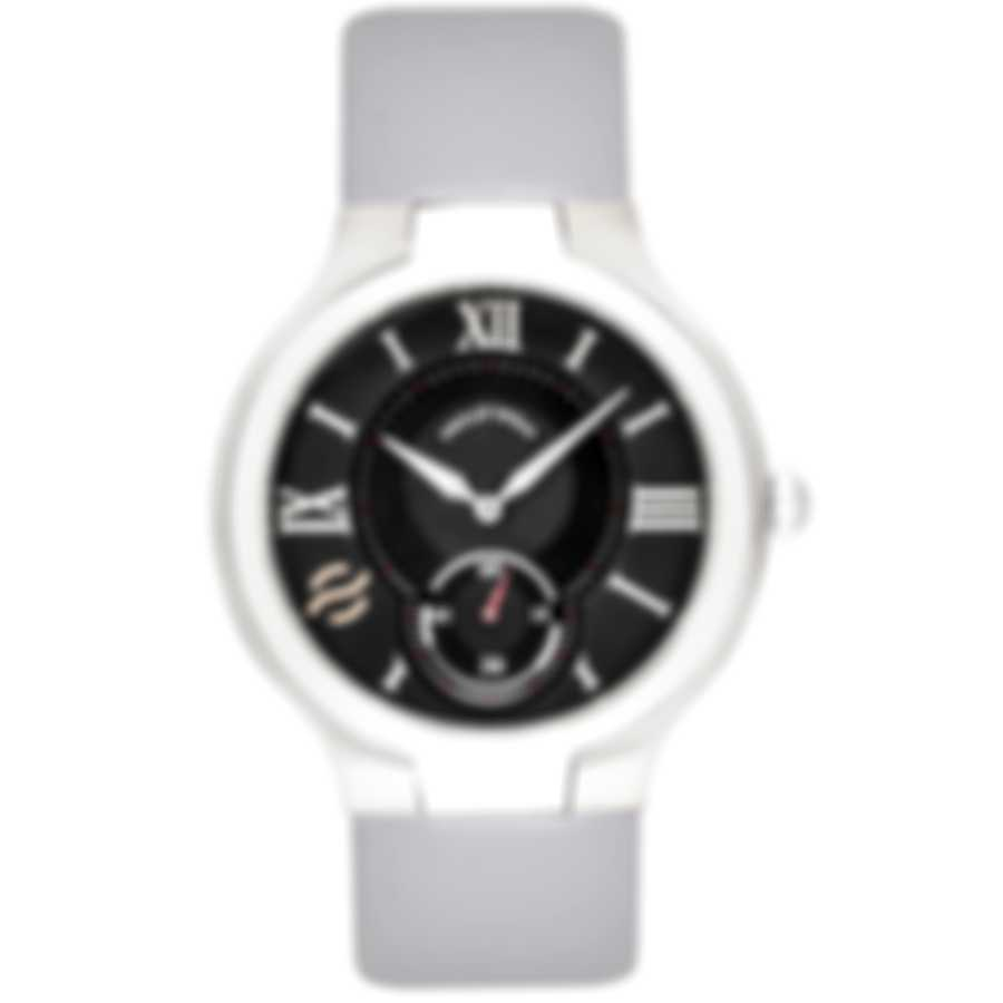Philip Stein Classic Quartz Men's Watch 42-BK-CLGR