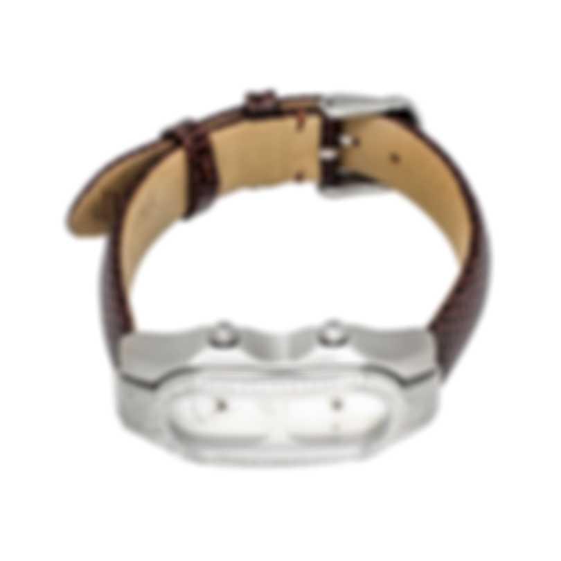 Philip Stein Diamond Signature Quartz Ladies Watch 4DD-F-MOP-CZBR