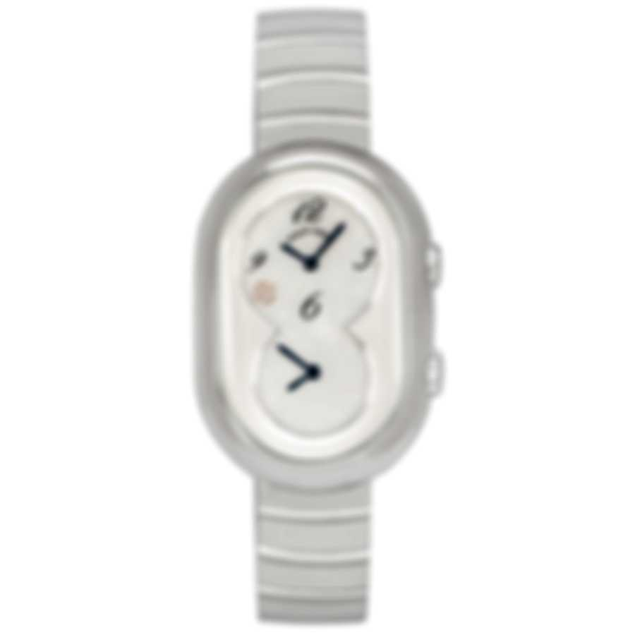 Philip Stein Legacy Petite Quartz Ladies Watch 64-MFMOP-SS