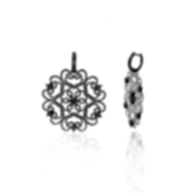 Piero Milano 18k White Gold Diamond(0.63ct Twd.)Earrings M4059RB2