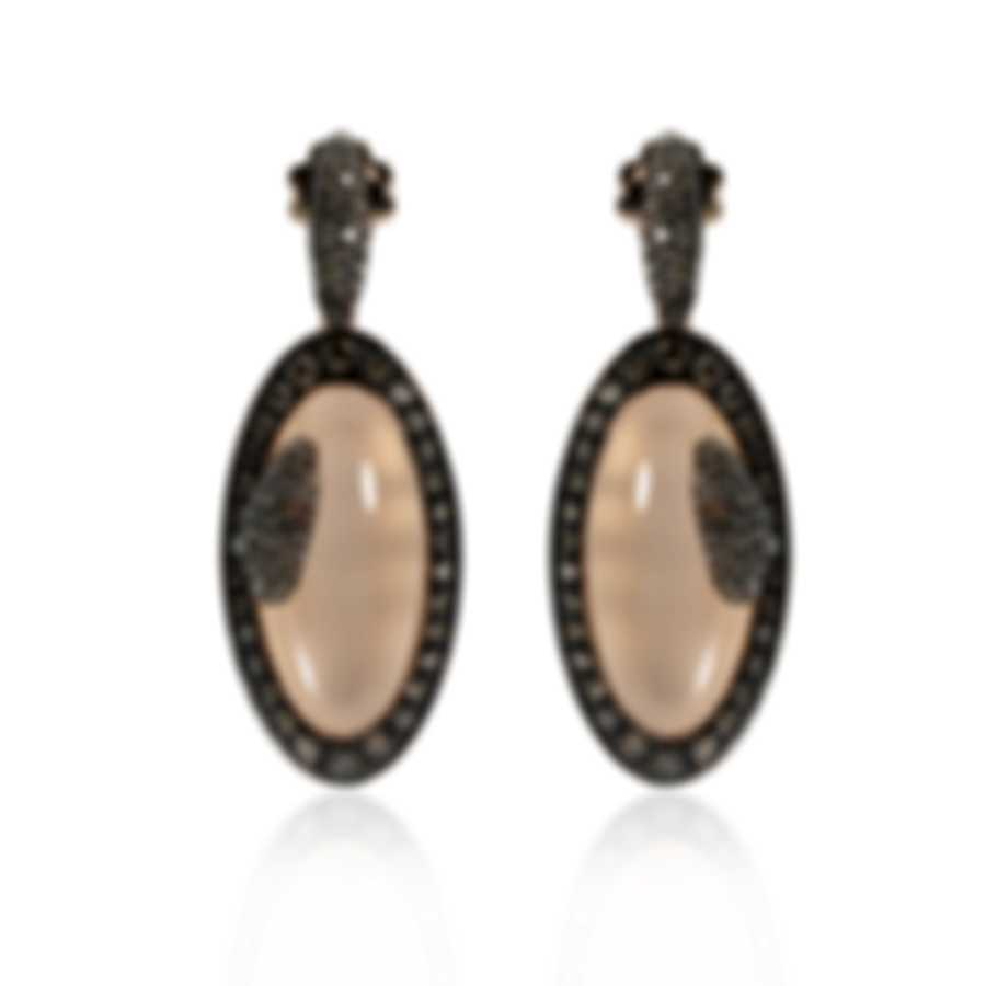 Piero Milano 18k Rose Gold Diamond(2ct Twd.)Earrings M4155RB5AD