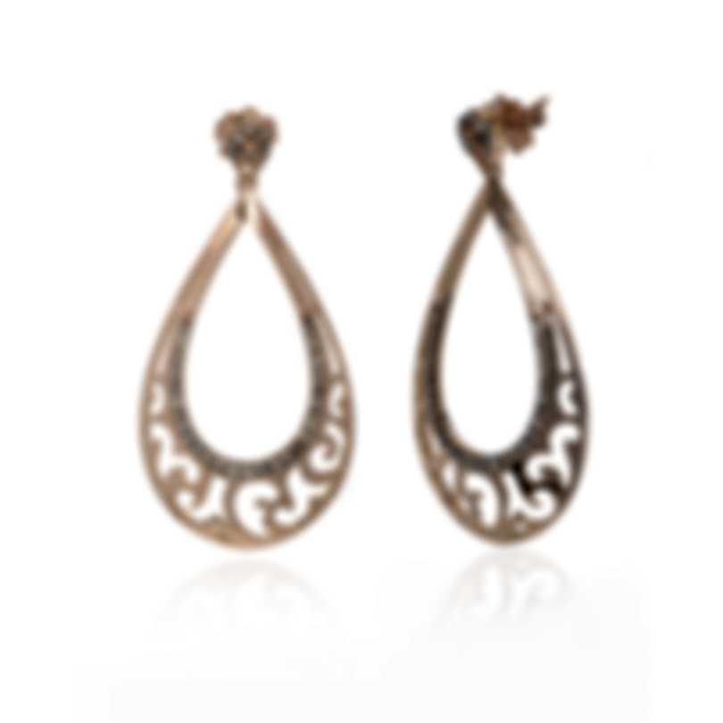 Piero Milano 18k Rose Gold Diamond(0.84ct Twd.)Earrings M4234RB5BW