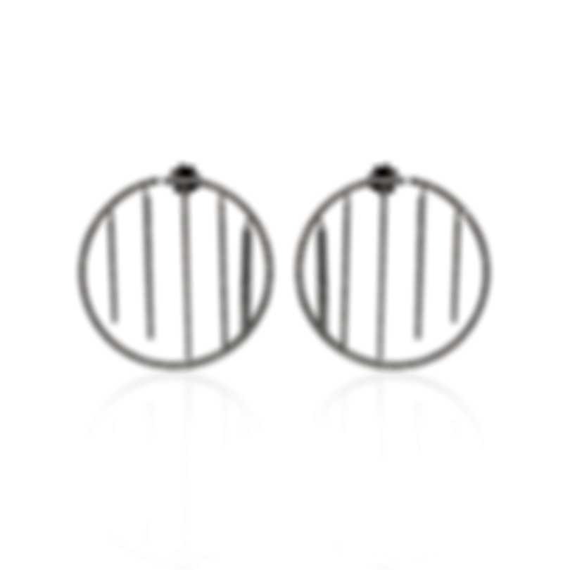 Piero Milano 18k White Gold Diamond(1.53ct Twd.)Earrings C0347RB2