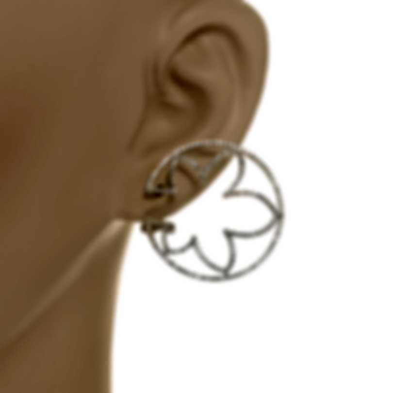 Piero Milano 18k White Gold Diamond(1.76ct Twd.)Earrings R6131RB2