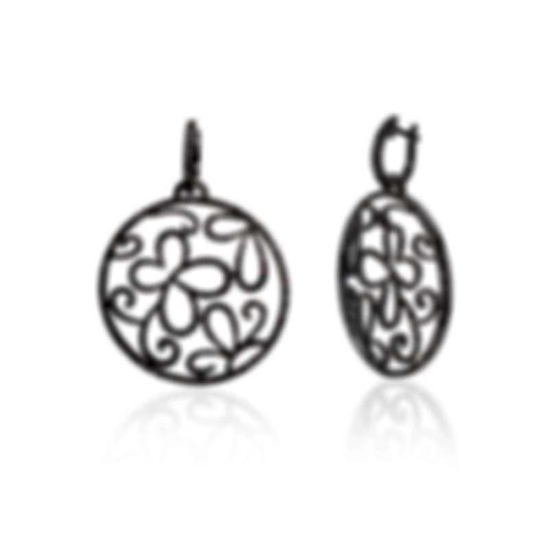 Piero Milano 18k White Gold Diamond(5.01ct Twd.)Earrings R6133RB2