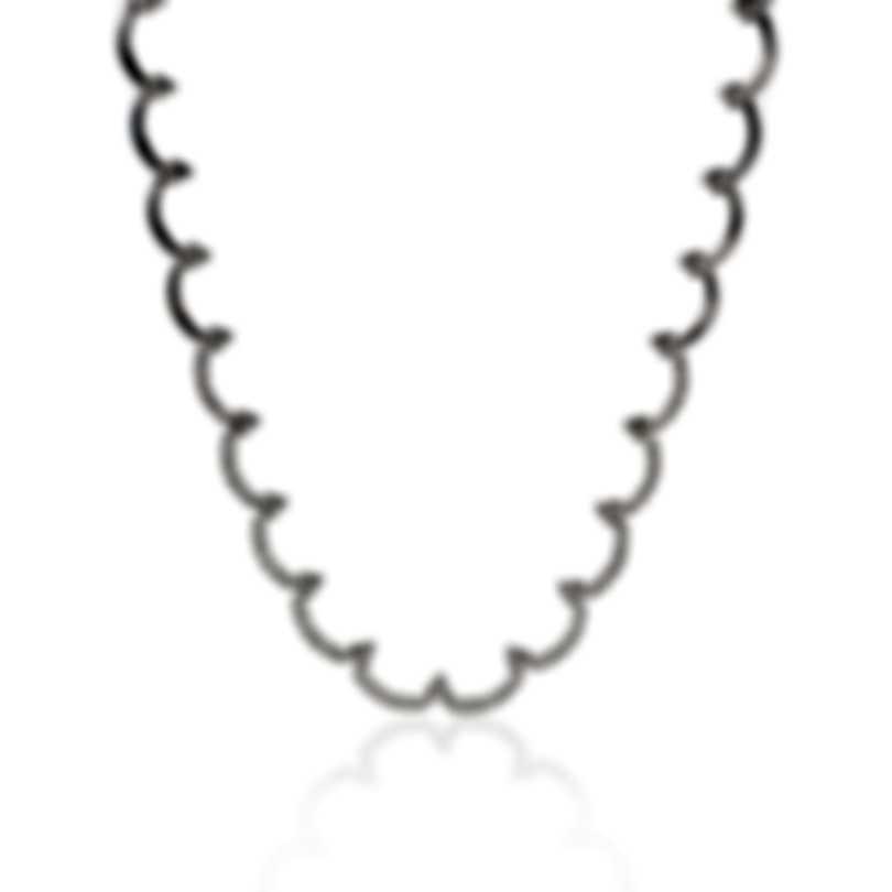 Piero Milano 18k White Gold Diamond(1.65ct Twd.)Necklace Y0448GB