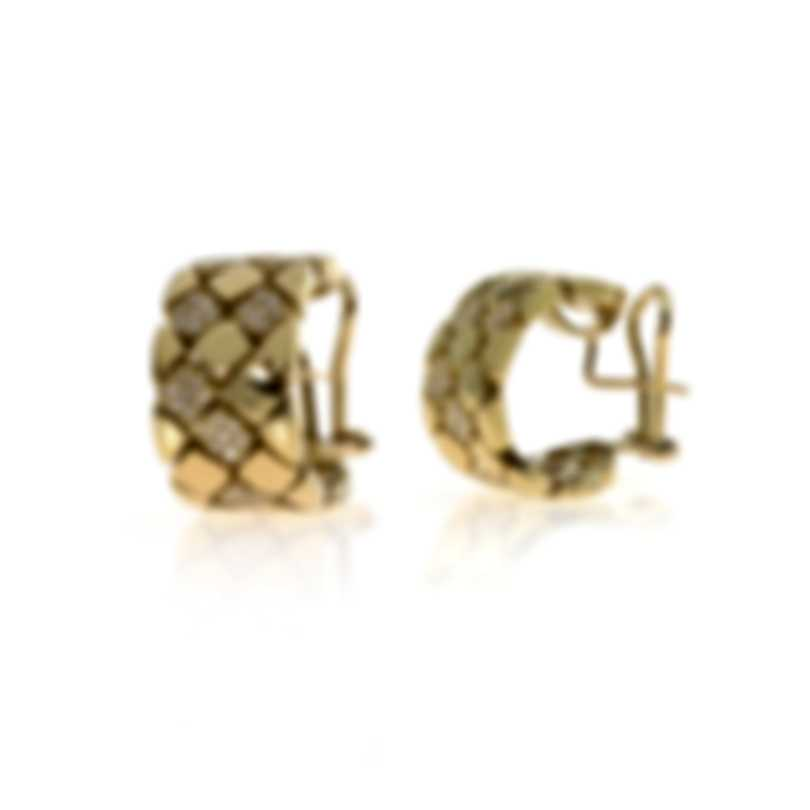 Piero Milano 18k Yellow Gold Diamond(0.64ct Twd.)Earrings Y2253RB1