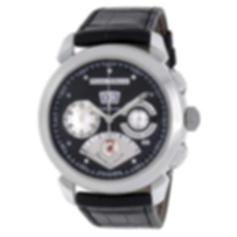 Pierre DeRoche Grandcliff Annual Calendar Automatic Men's Watch GRC10001ACI0-004CRO