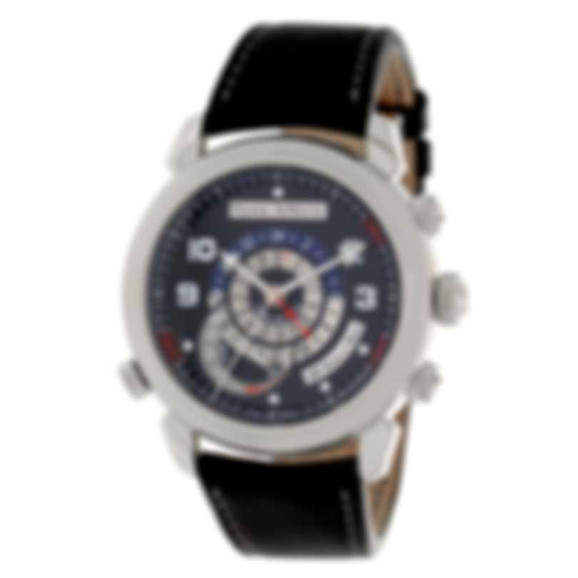 Pierre DeRoche Grandcliff GMT Power Reserve Automatic Men's Watch GRC10002ACI0-001CRO