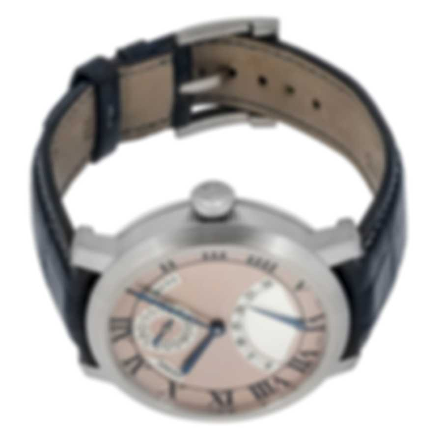 Pierre Kunz Spirit Of Challenge 18K White Gold Automatic Men's Watch PKA006SRD