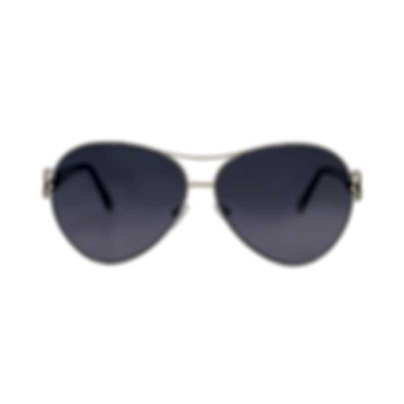 Roberto Cavalli Women's Silver Sunglasses RC107816C