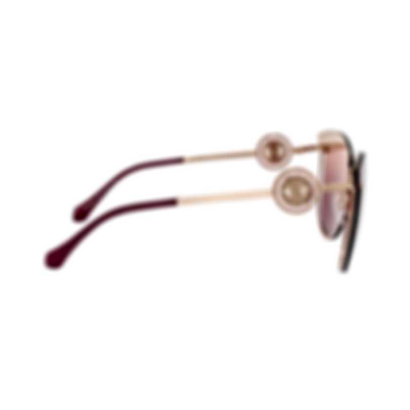 Roberto Cavalli Women's Brown Sunglasses RC108828T