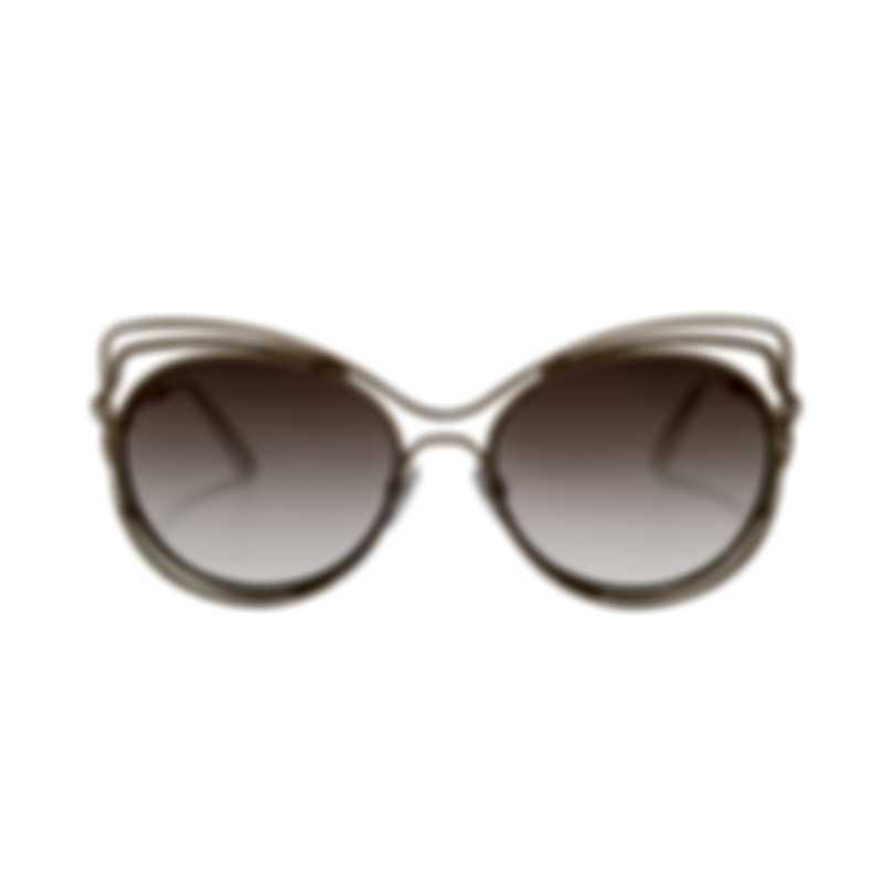 Roberto Cavalli Women's Yellow Sunglasses RC109032G