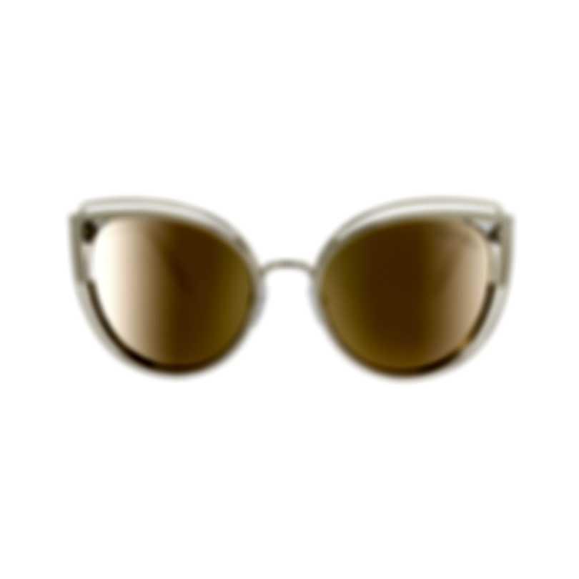 Roberto Cavalli Women's Yellow Sunglasses RC109532G