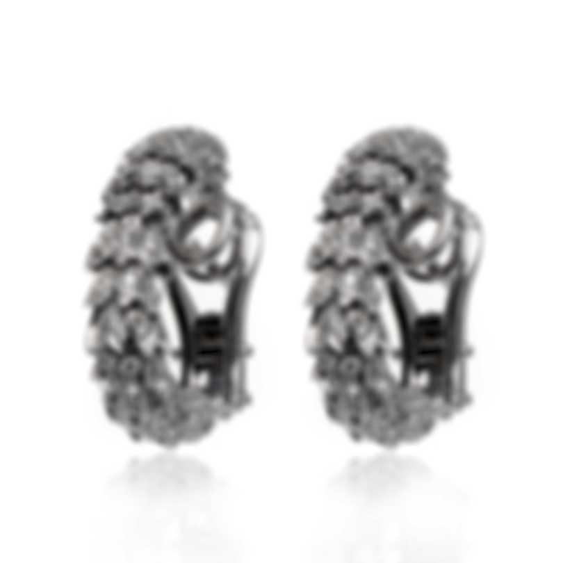 Roberto Coin 18k White Gold Diamond 1.33ct Earrings 2061778AWERX
