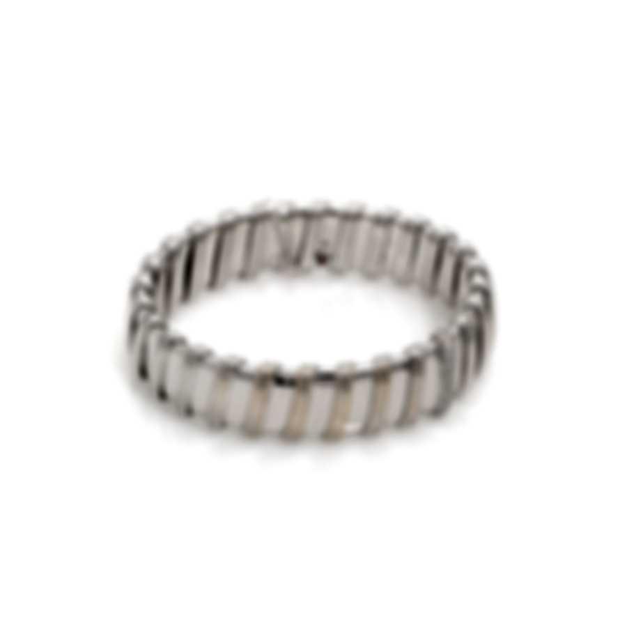 Roberto Coin Nabucco 18k White Gold Diamond(0.3ct Twd.)Bracelet 206180AWBAX0