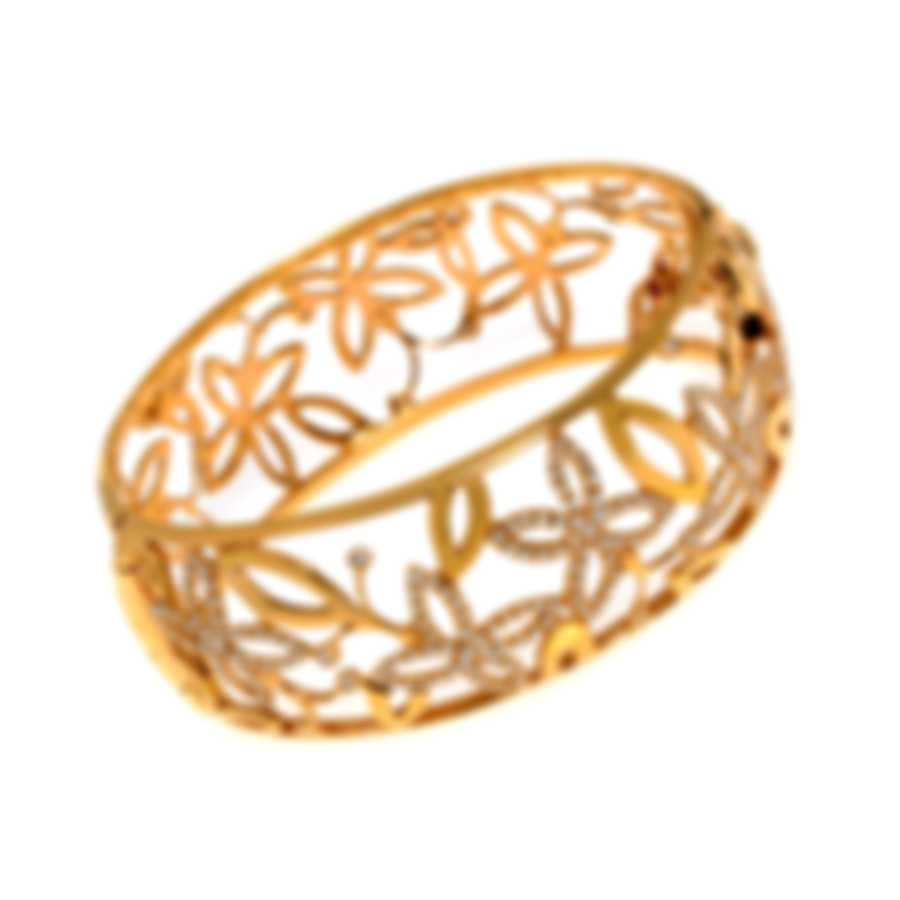 Roberto Coin 18k Rose Gold Diamond 1.85ct Bracelet 330422AXBAX0