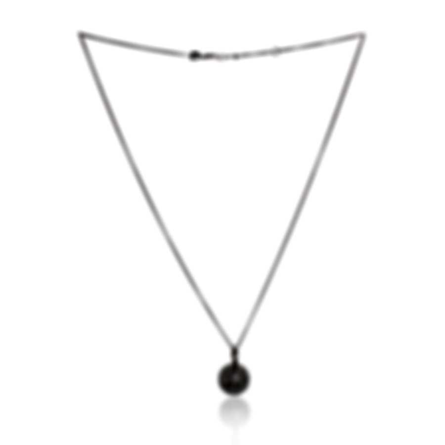 Roberto Coin Fantasia 18k White Gold Diamond 0.82ct Necklace 488022AWCHX0