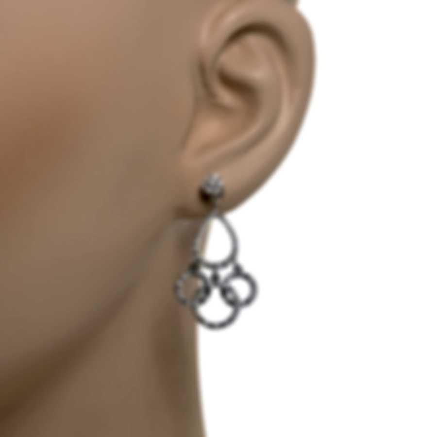 Roberto Coin 18k White Gold Diamond 0.89ct Earrings 400015AWERX0