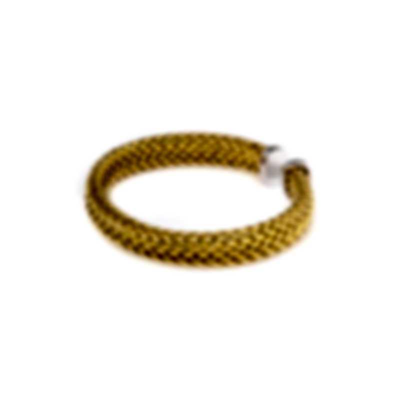 Roberto Coin 18k Yellow & White Gold Diamond Bracelet 5553931AJBAX
