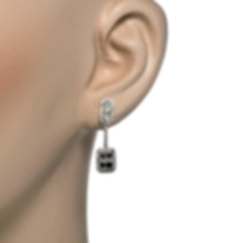 Roberto Coin 18k White Gold Diamond 2.08ct Earrings 519168AWERX0