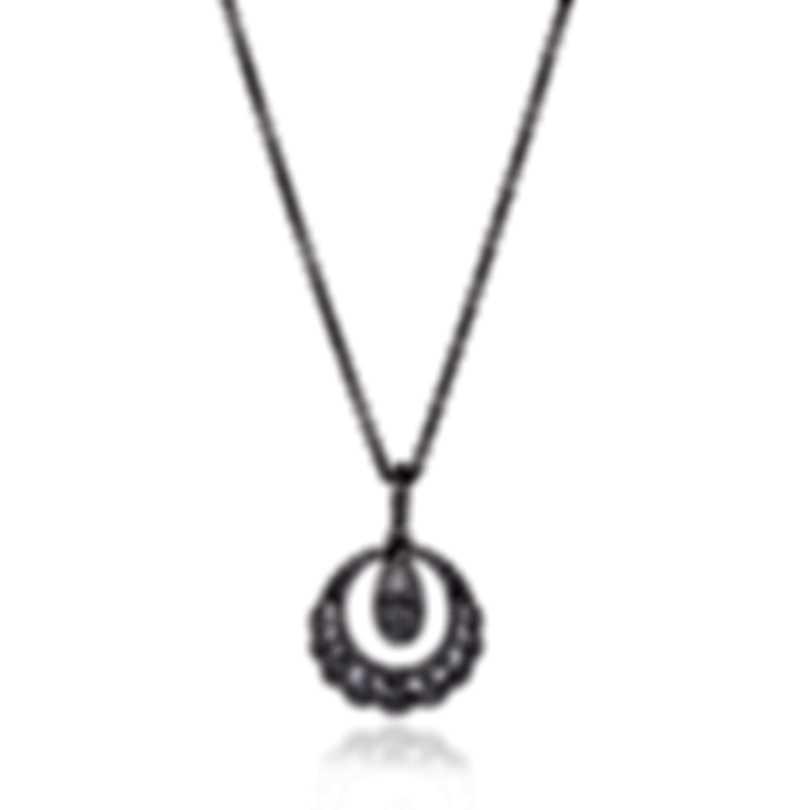 Roberto Coin 18k White Gold Diamond 0.65ct Necklace 519120AWCHX0