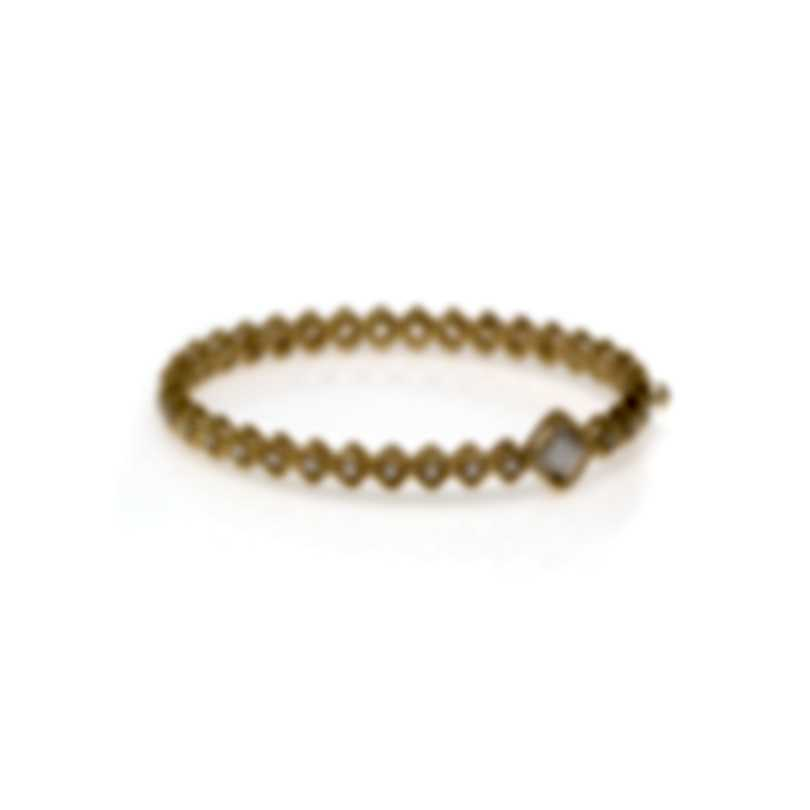 Roberto Coin Roman Barocco 18k Yellow Gold Diamond 0.43ct Bracelet 7771654AJBAX