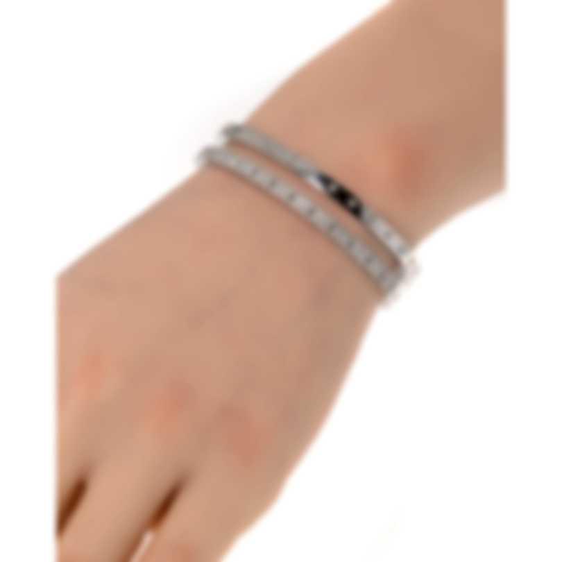 Roberto Coin Symphony 18k White Gold Diamond 1.05ct Bracelet 7771692AWBAX