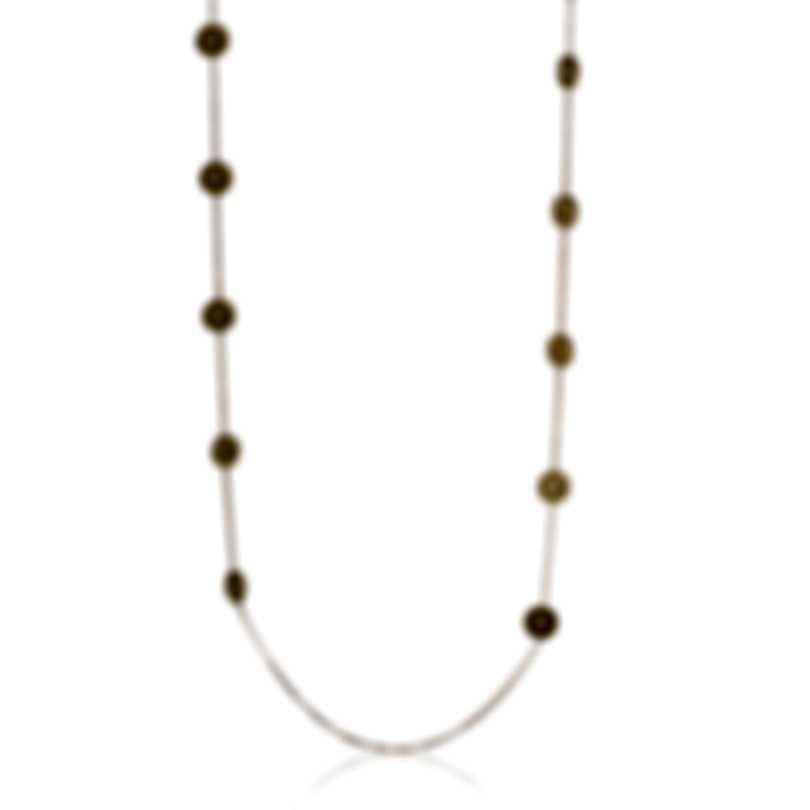 Roberto Coin Pois Moi 18k Yellow Gold Diamond 0.55ct Necklace 7771786AY28X